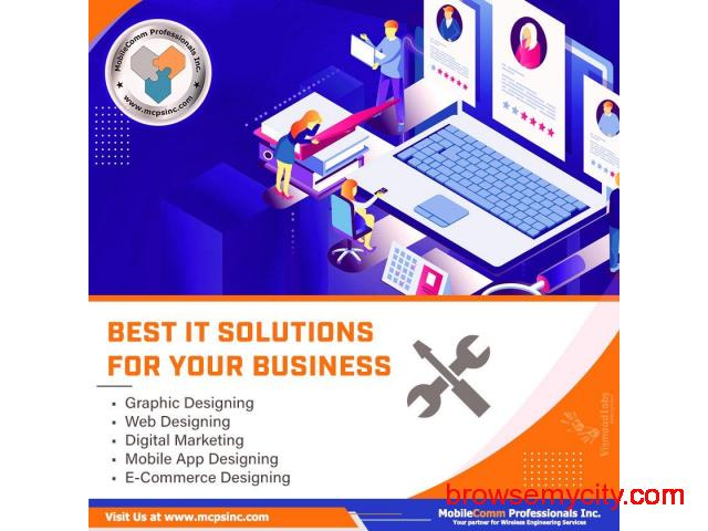 Best IT Solutions For Your Business - 1/1