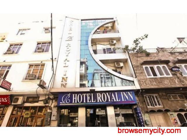 Get Hotel Royal Inn in,Amritsar with Class Accommodation. - 1/3