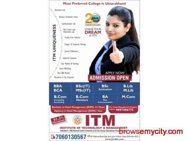 Best BBA,BCA colleges in Dehradun - 1/1