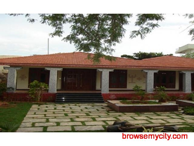 Get Haritha Hotel Puttaparthi APTDC in,Ananthagiri with Class Accommodation. - 1/3