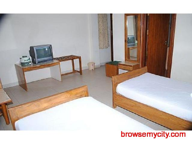 Get Haritha Hotel Puttaparthi APTDC in,Ananthagiri with Class Accommodation. - 2/3