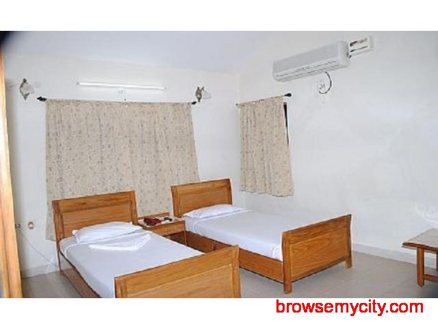 Get Haritha Hotel Puttaparthi APTDC in,Ananthagiri with Class Accommodation. - 3/3