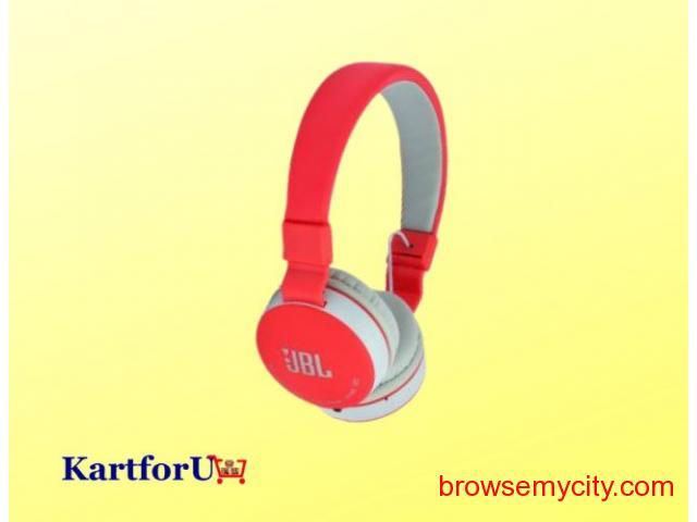 jbl ms-881 bluetooth wireless headphone under 1000 - 1/3