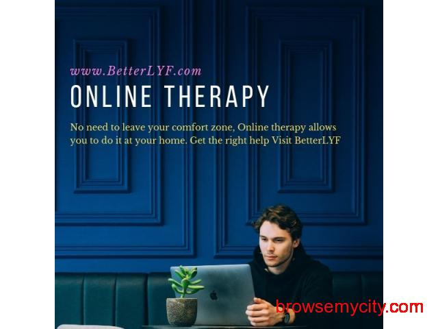 Online Therapy | Psychiatric | Counselor- BetterLYF - 2/3