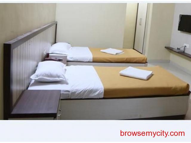 Get Ajanta Tourist Resort (MTDC) in,Aurangabad with Class Accommodation. - 2/3