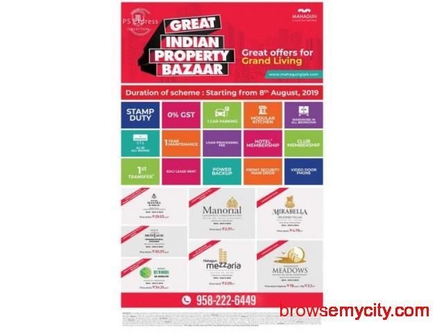 Mahagun Mantra Villaments The Best Investment - 1/1