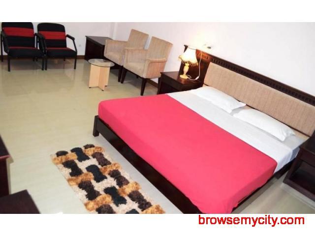 Get Hotel Mayura Chalukya (KSTDC) in,Badami with Class Accommodation. - 3/4