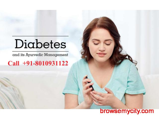 CALL [PH:(+91)8010931122]:- Best ayurvedic treatment for diabetes in South Extension - 1/1