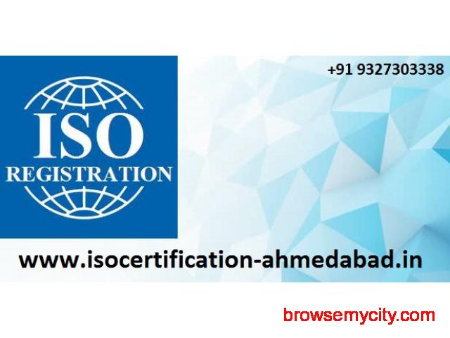 Consultant for ISO registration process in Ahmedabad - 1/1