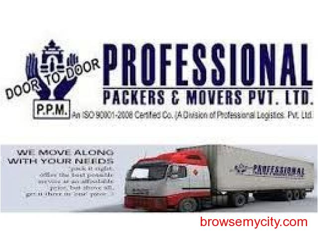 Professional Paakers And Movers Pvt.Ltd. G.Noida - 3/3