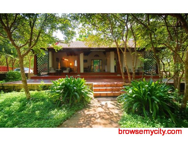 Get The Windflower Tusker Trails Resort in,Bandipur with Class Accommodation. - 1/4