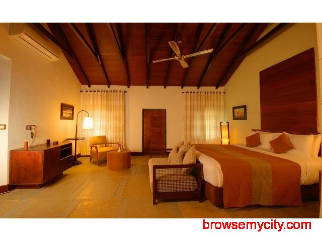 Get The Windflower Tusker Trails Resort in,Bandipur with Class Accommodation. - 2/4