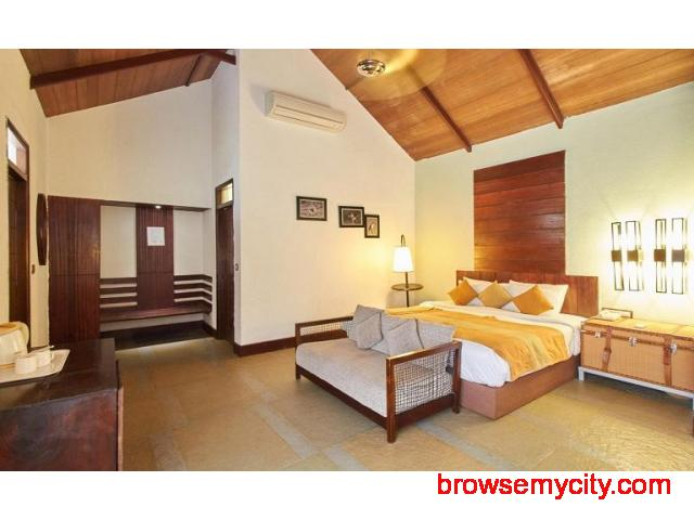 Get The Windflower Tusker Trails Resort in,Bandipur with Class Accommodation. - 3/4