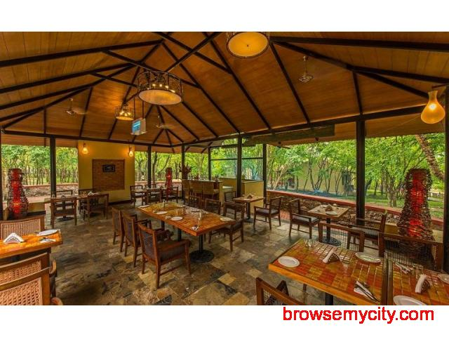 Get The Windflower Tusker Trails Resort in,Bandipur with Class Accommodation. - 4/4