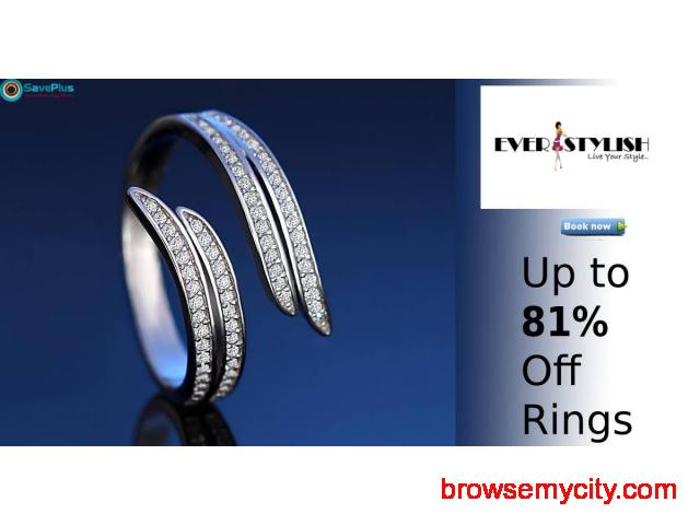Up to 81% Off Rings - 1/1