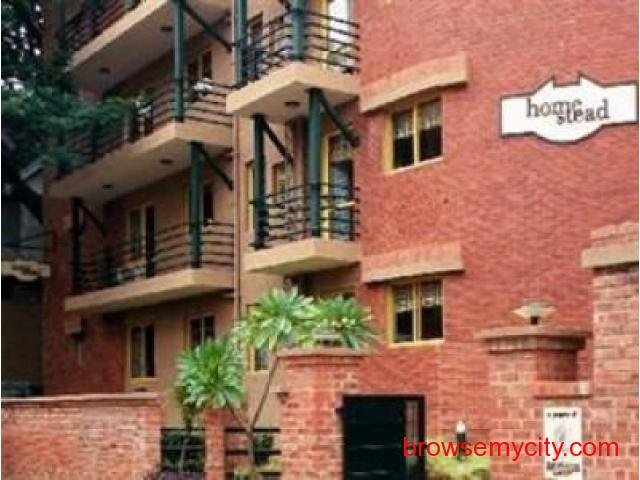 Get Brigade Homestead Residences at Lavelle Road in,Bangalore with Class Accommodation. - 1/4