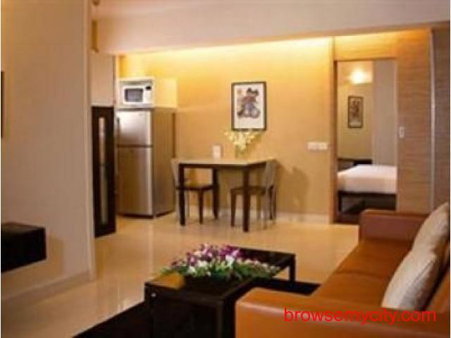 Get Brigade Homestead Residences at Lavelle Road in,Bangalore with Class Accommodation. - 2/4