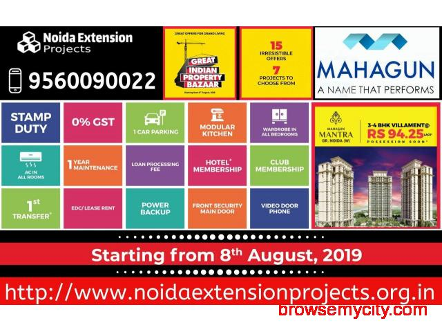 Great India Property Bazaar comes back 2019, book your villa|9560090022 - 1/1