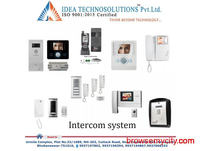 Intercom System Supplier in Bhubaneswar - 1/1