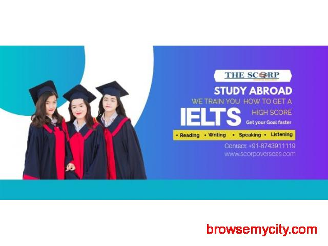 IELTS Training in Delhi - Scorp Overseas - 3/3