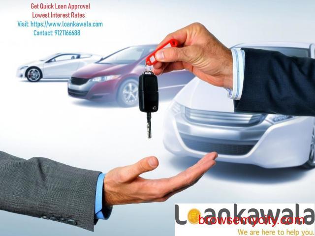 Personal loan, Home loan, Car loans in Hyderabad - Loankawala - 1/1