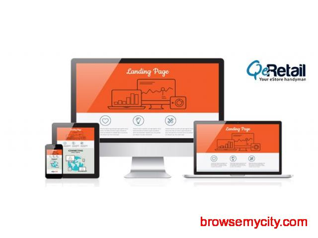 Custom eCommerce Web Design Services Available at QeRetail - 3/3