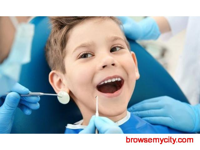 Take your child to the right dentist and help maintain their oral health - 1/1