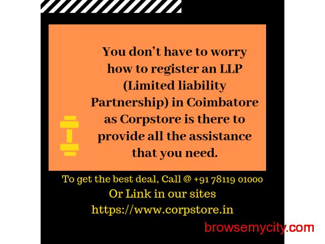 Get the LLP registration within 10 days - 1/1