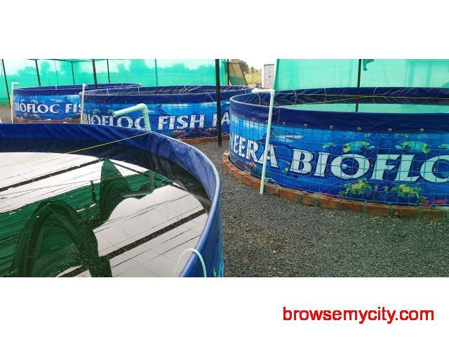 Best Quality Biofloc Fish Farming Tanks! - 90362
