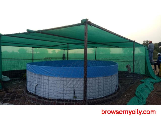 Best Quality Biofloc Fish Farming Tanks! - 90362