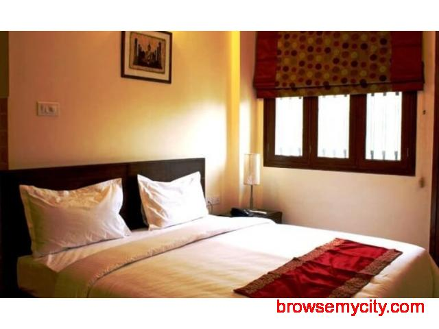 Get 16 Square Luxury Suites and Boutique Hotel in,Bengaluru with Class Accommodation. - 3/4