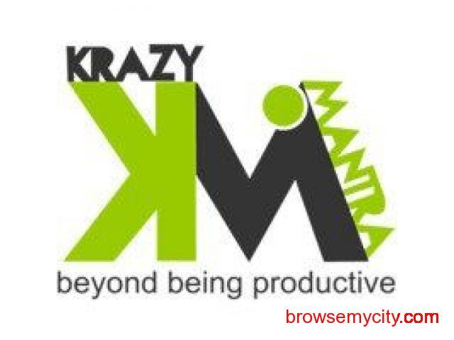 Krazy Mantra Non-It service is best - 1/1