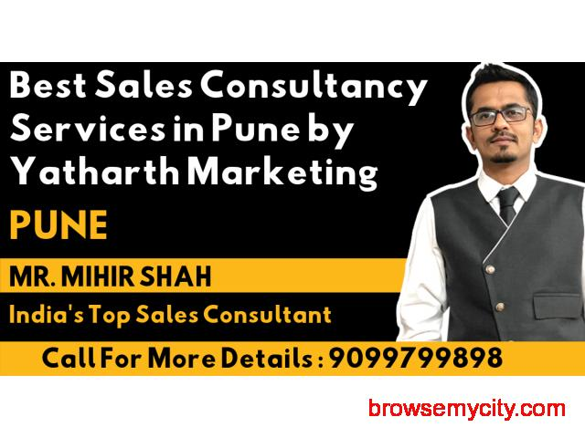 Best Sales Consultancy Services Pune by Yatharth Marketing Solutions - 1/1