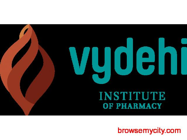 Best Pharmacy College in Bangalore Vydehi Institute of Pharmacy - 5/5