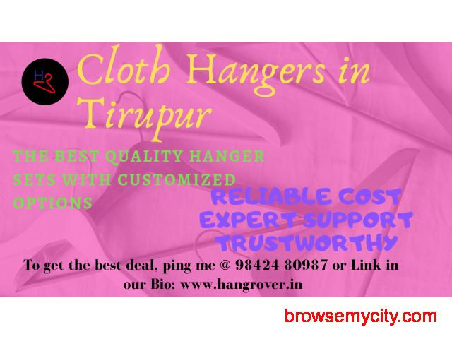 Who are the best hanger wholesalers in Coimbatore? - 2/3