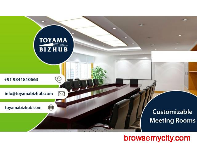 Coworking Office Space for Freelancers near Manyata Tech Park - 1/1