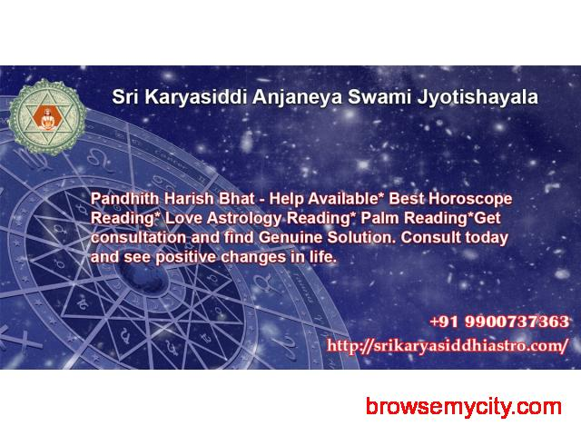 Best Astrologer for Marriage Problems - 4/6
