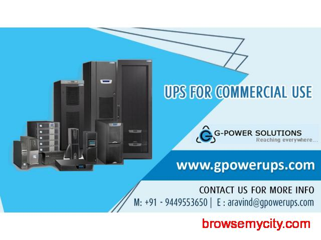 Online UPS Dealers in Bangalore - 1/1