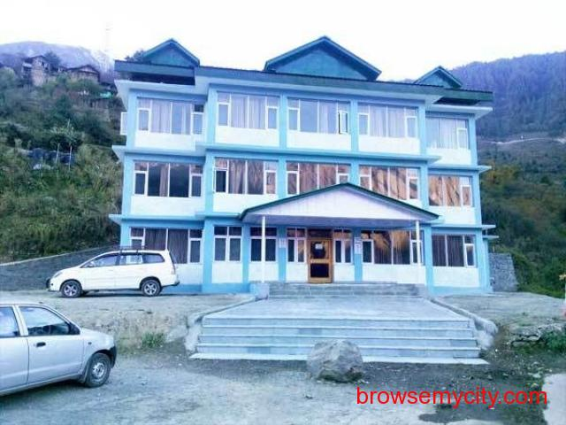 Get Hotel Gaurikund - HPTDC in,Bharmour with Class Accommodation. - 1/2