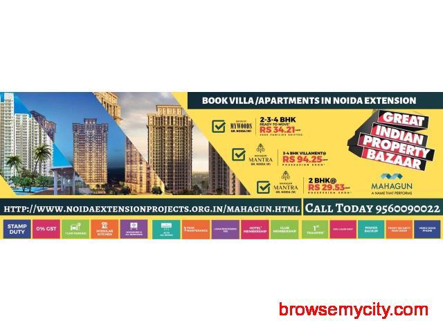 Mahagun Property Bazaar 2019 - 1/1