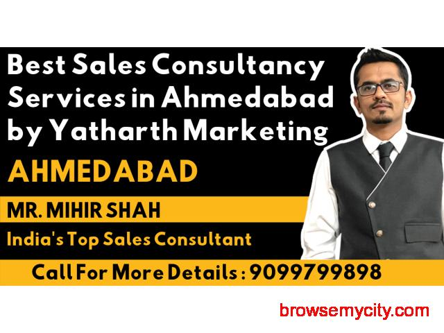 Best Sales Consultancy Services Ahmedabad by Yatharth Marketing Solutions - 1/1