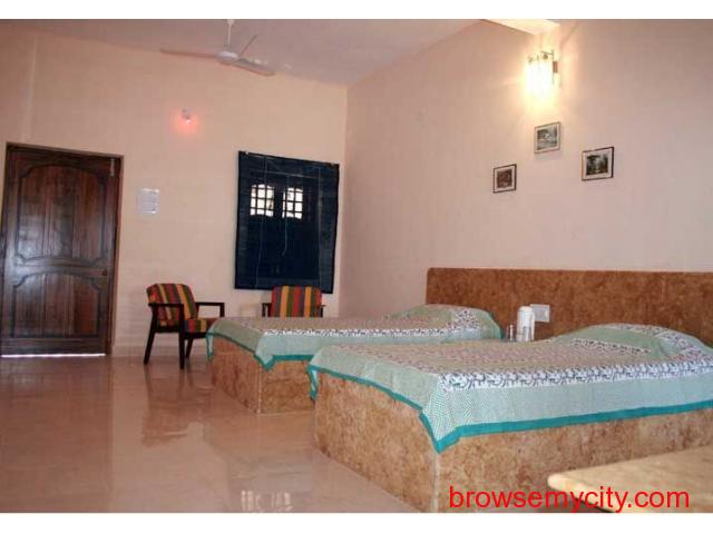 Get Gopnath Bungalow in,Bhavnagar with Class Accommodation. - 3/4
