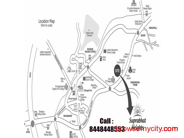 Open Plots for sale in Bhongir - 2/2