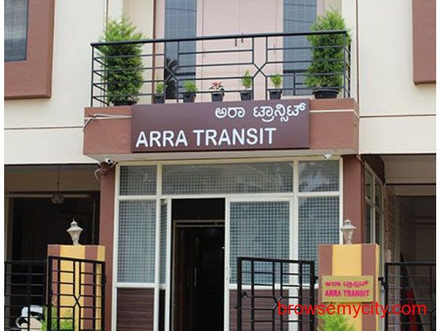 Hotels near International Airport Bangalore - 1/5