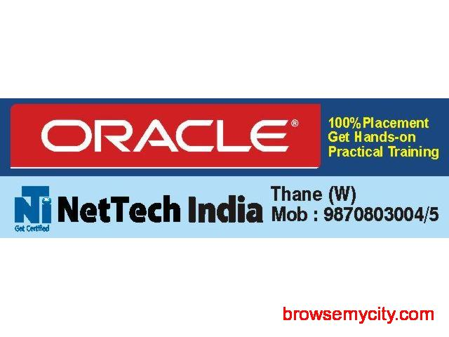 Authorized Oracle  certification In Mumbai - 1/1