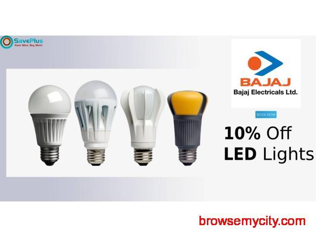 10% Off LED Lights - 1/1