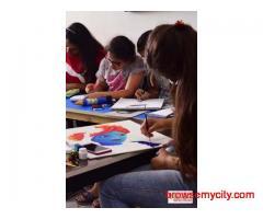 fine art coaching classes in punjabi bagh