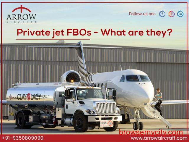 Private jet FBOs – what are they? - 1/1