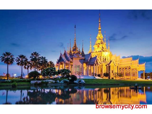 Pattaya Bangkok Tour Travel Packages from India - 1/1