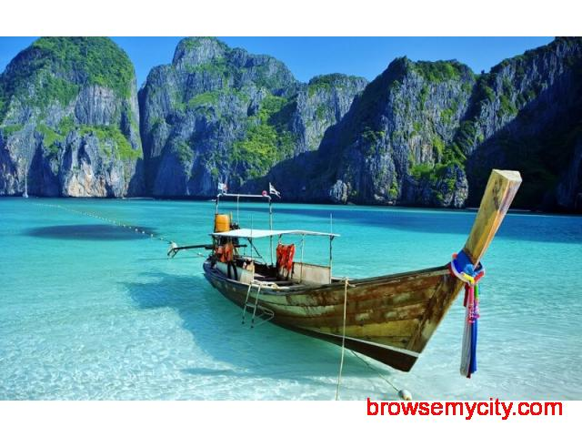 Thailand Malaysia Tour Travel Packages from India - 1/1